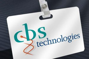 CBS Technologies logo branding Howard Adair