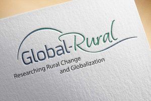 Global Rural logo branding Howard Adair